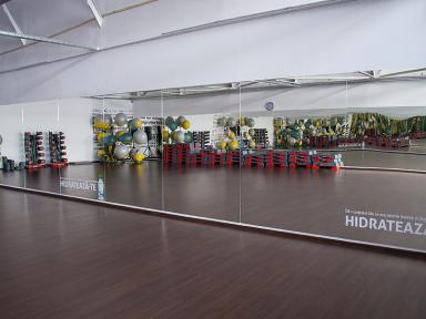 Sala de aerobic