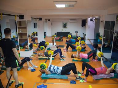 4Moving Group Fitness