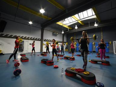 Clase Group Fitness